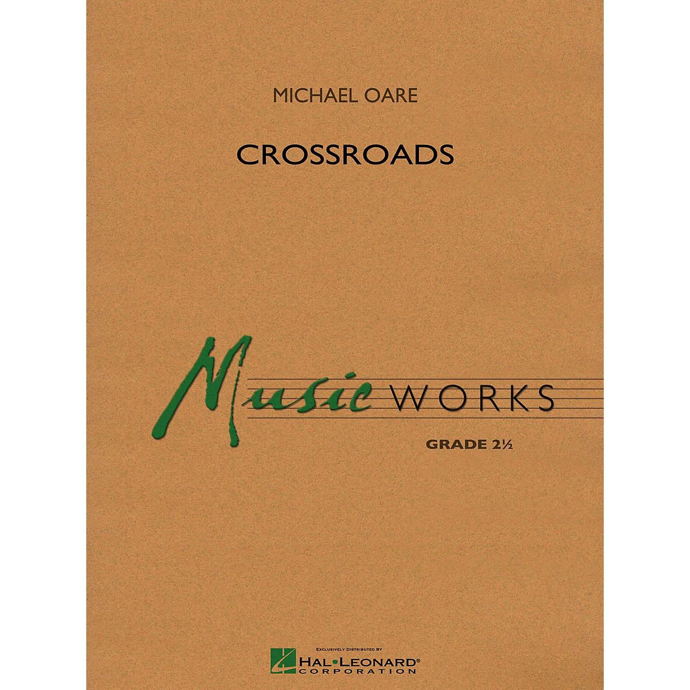 Hal Leonard Crossroads Concert Band Level 2 thumbnail