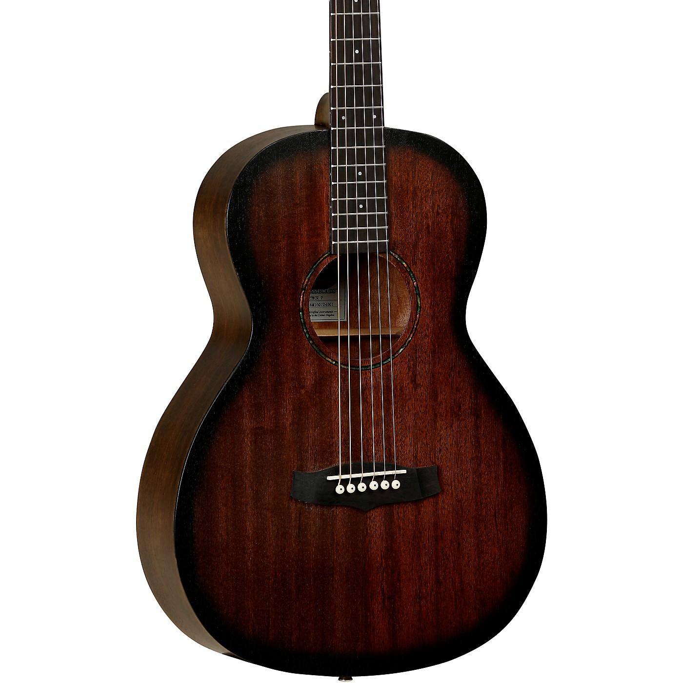 Tanglewood Crossroads Parlor Mahogany Acoustic Guitar thumbnail