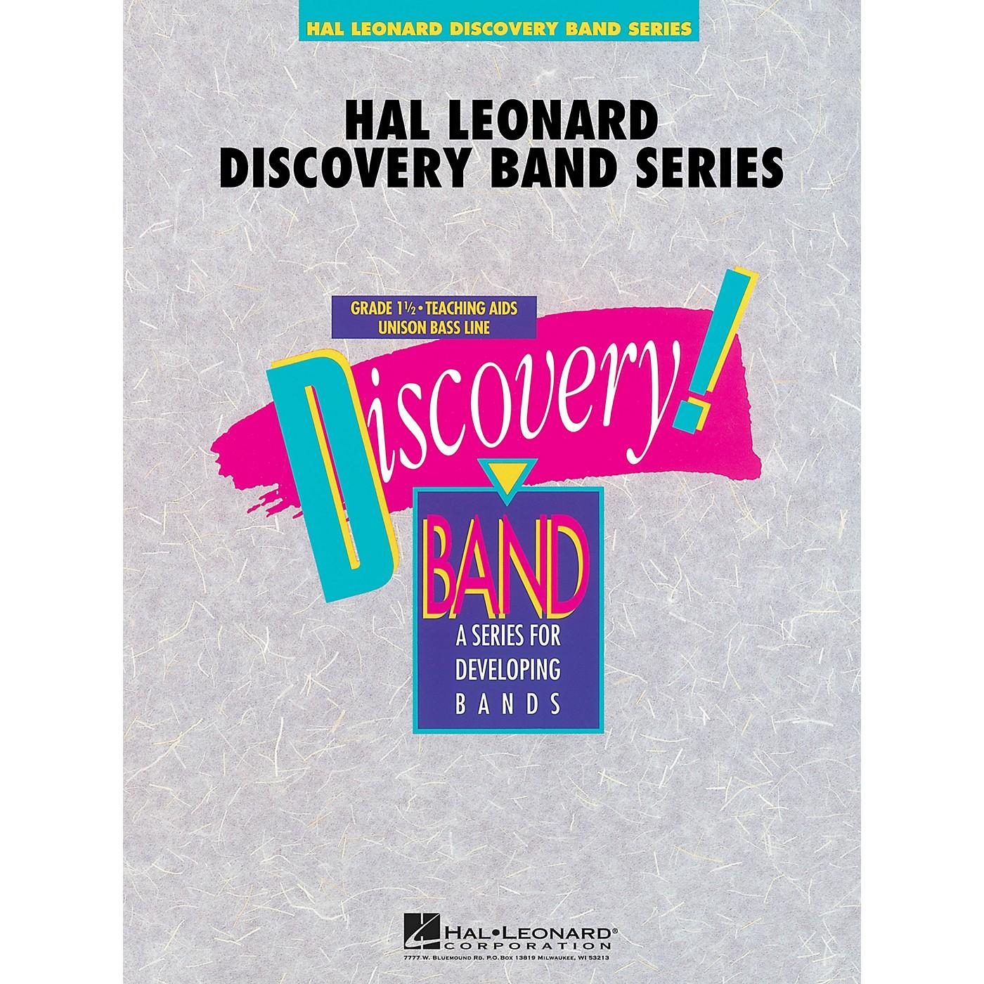 Hal Leonard Cruella De Vil Concert Band Level 1.5 Arranged by Eric Osterling thumbnail