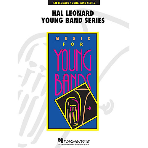 Hal Leonard Cruella De Vil Concert Band Level 3 Arranged by John Moss thumbnail