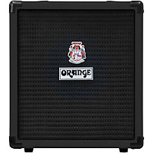 Orange Amplifiers Crush Bass 25 25W Bass Combo Amplifier