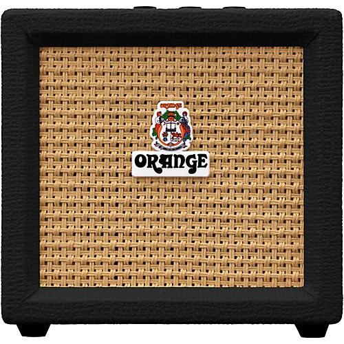 Orange Amplifiers Crush Mini 3W 1x3 Guitar Combo Amp thumbnail
