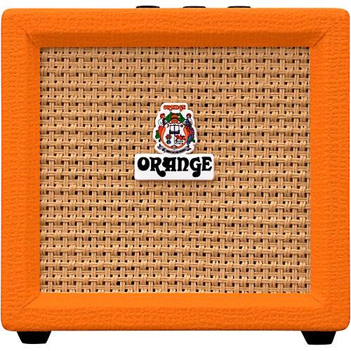 Orange Amplifiers Crush Mini 3W 1x4 Guitar Combo Amp thumbnail