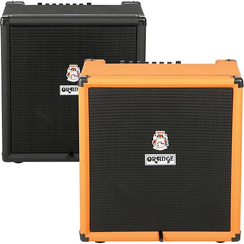 Orange Amplifiers Crush PiX Bass Series CR100BXT 100W 1x15 Bass Combo Amp thumbnail