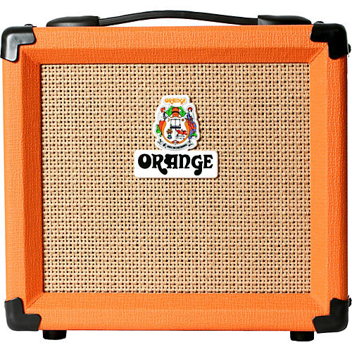 Orange Amplifiers Crush PiX Series CR12L 12W 1x6 Guitar Combo Amp thumbnail