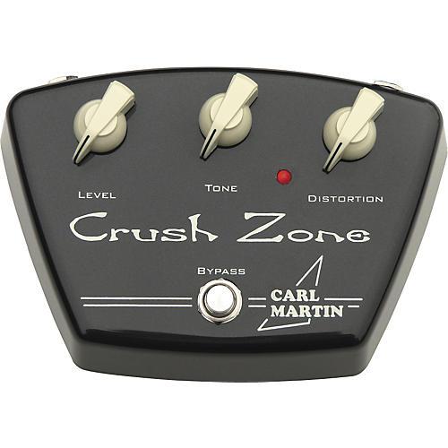 Carl Martin Crush Zone Guitar Effects Pedal thumbnail