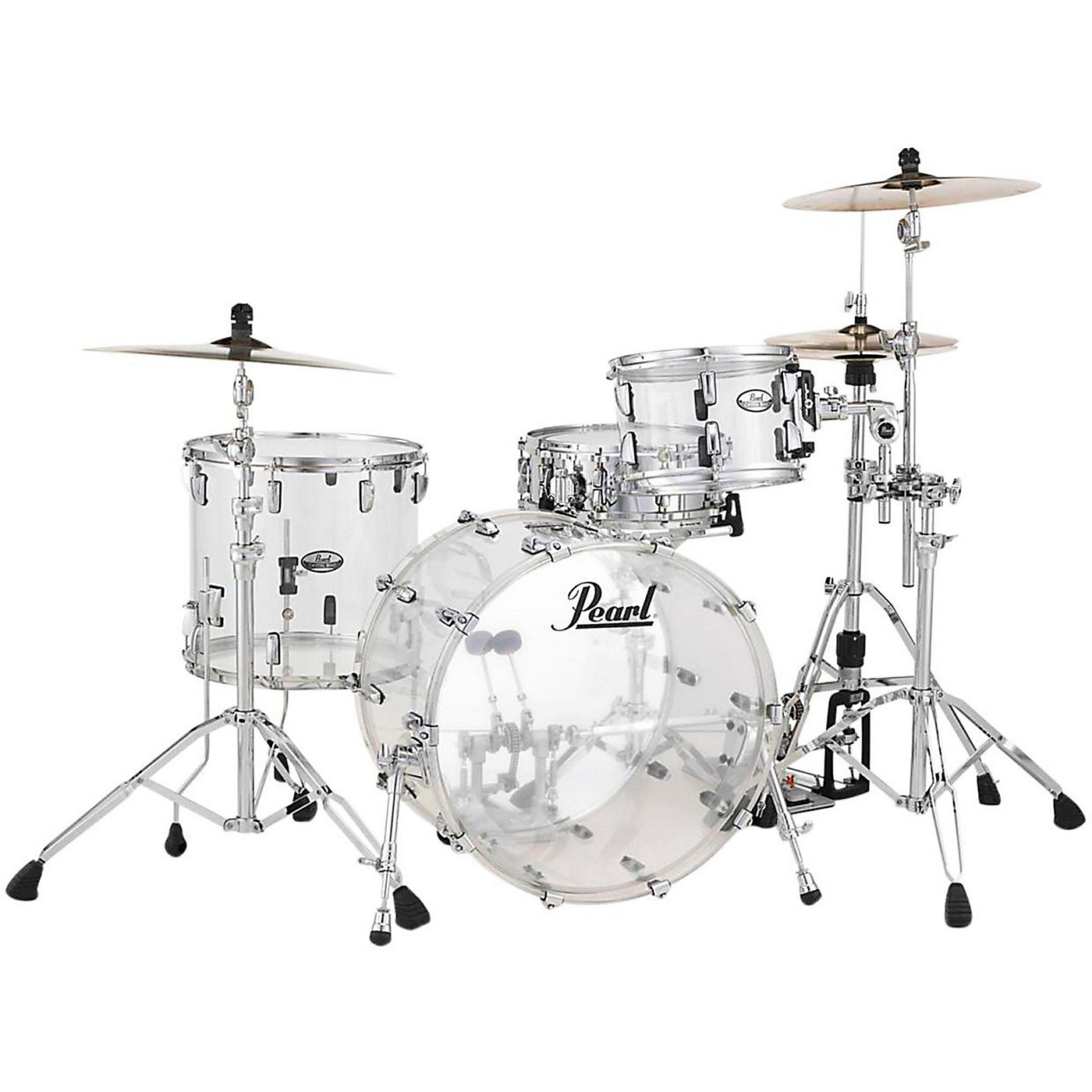 Pearl Crystal Beat 3-Piece Jazz Shell Pack thumbnail