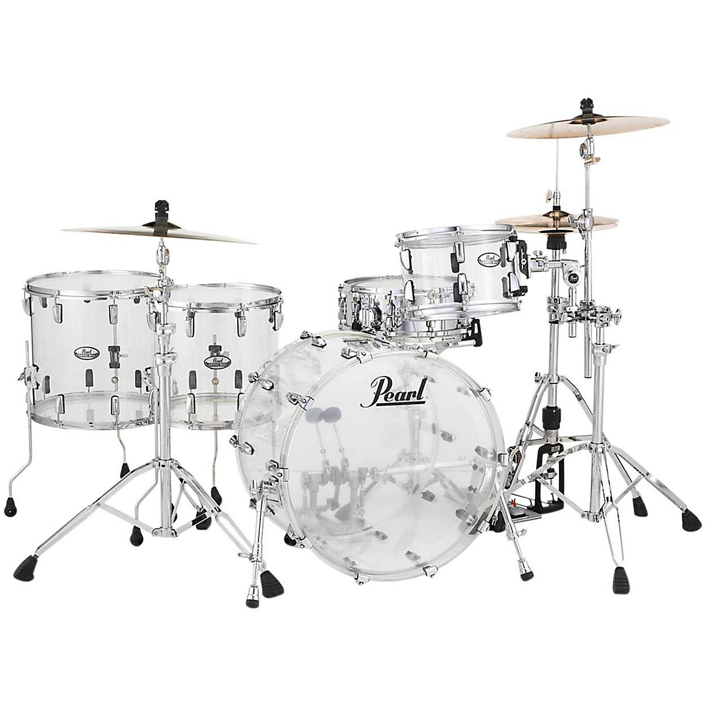Pearl Crystal Beat 4-Piece Rock Shell Pack thumbnail