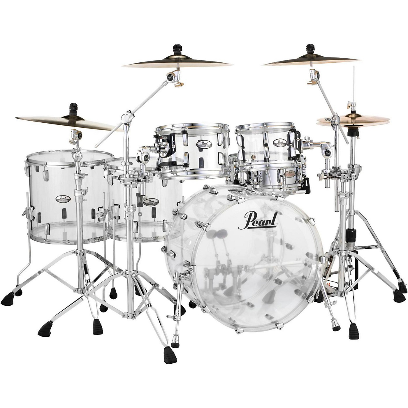 Pearl Crystal Beat 5-Piece Shell Pack thumbnail