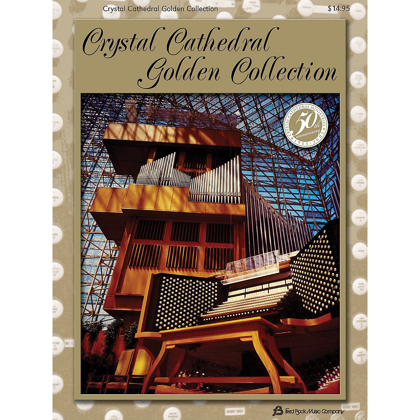 Fred Bock Music Crystal Cathedral Golden Collection Fred Bock Publications Series thumbnail