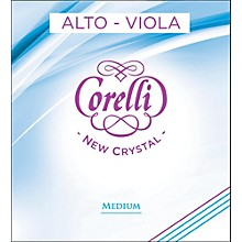 Corelli Crystal Viola String Set