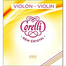 Corelli Crystal Violin String Set