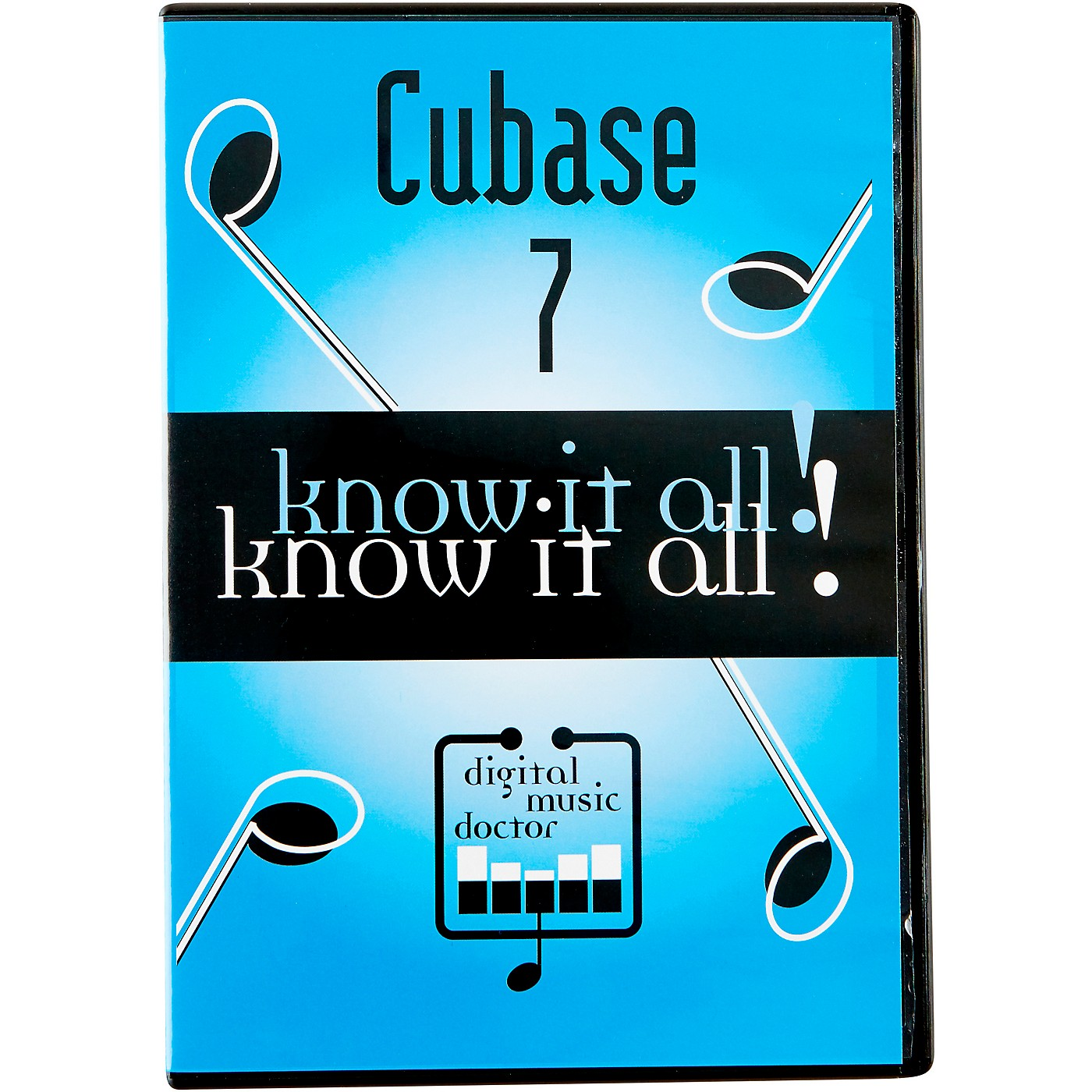 Digital Music Doctor Cubase 7 Know It All! Video Tutorial thumbnail