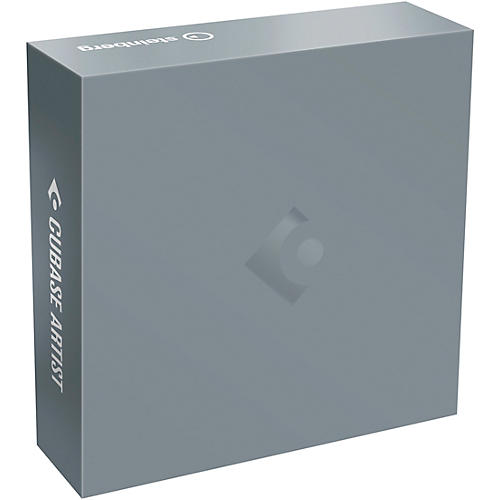 Steinberg Cubase Artist 10 Upgrade from AI thumbnail