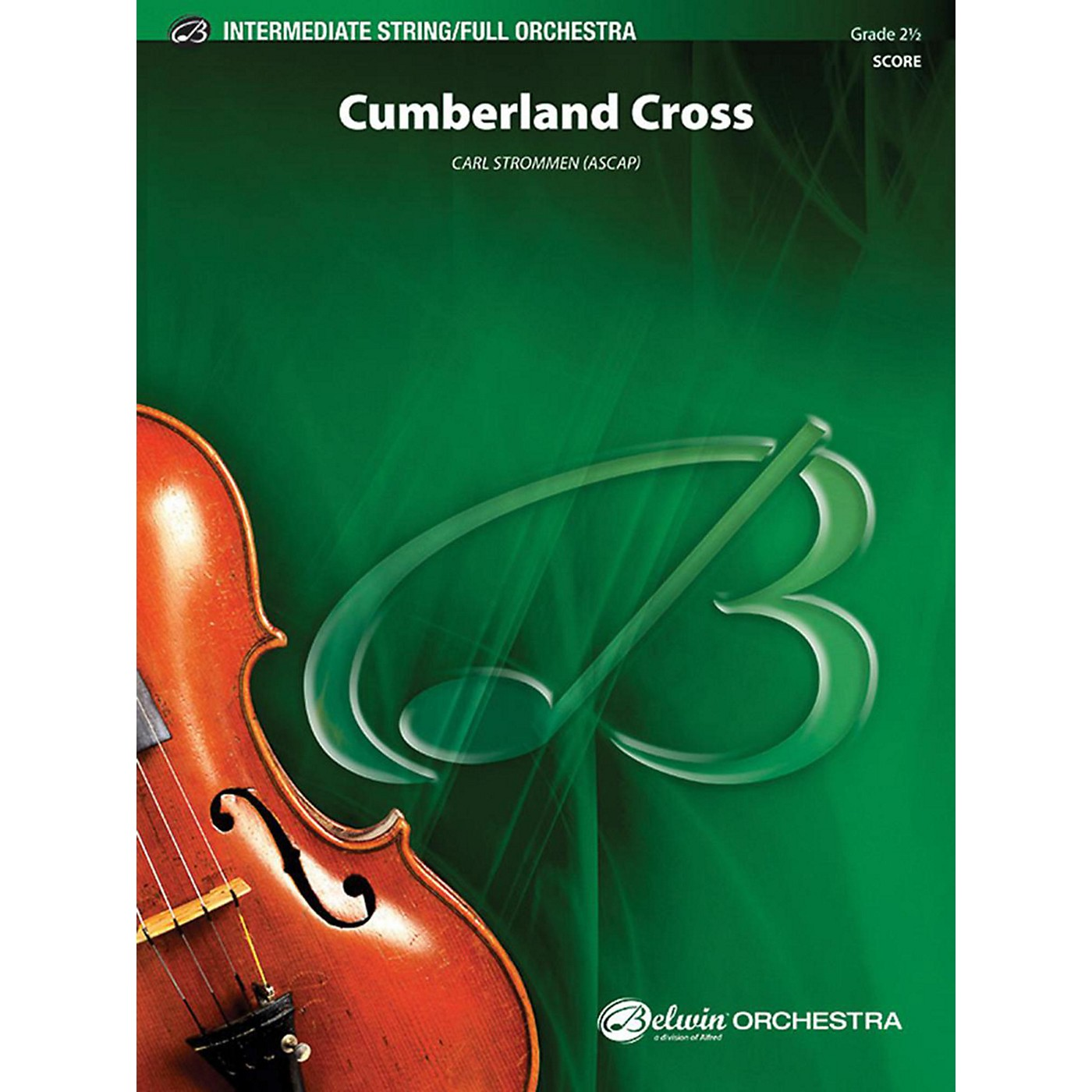 Alfred Cumberland Cross Full Orchestra Grade 2.5 thumbnail
