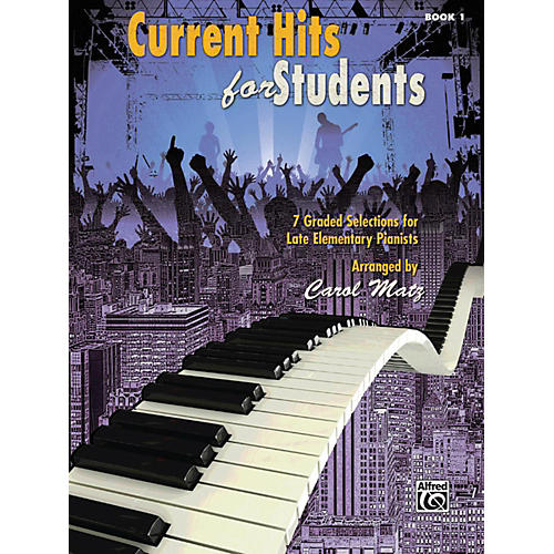 Alfred Current Hits for Students, Book 1 Late Elementary thumbnail