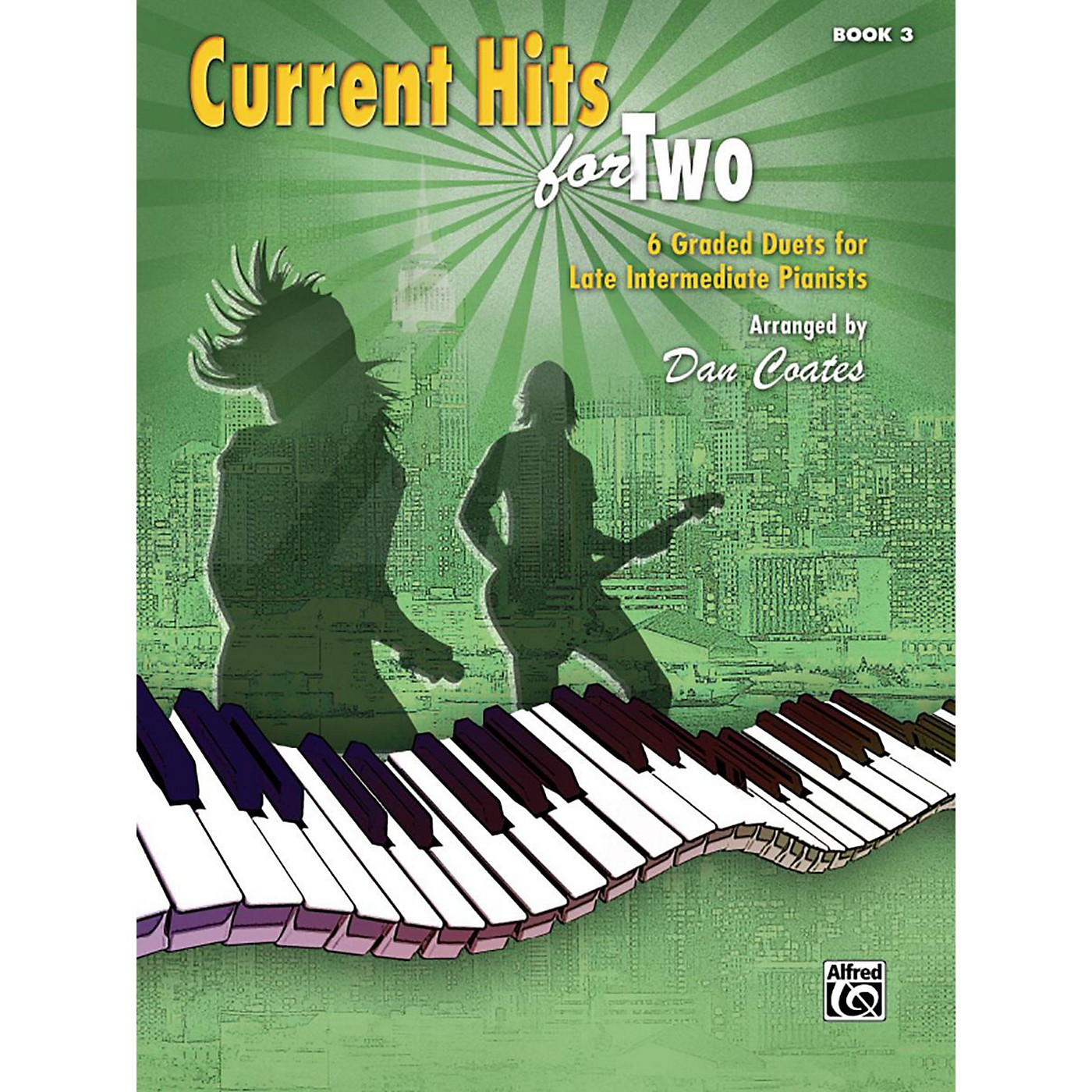Alfred Current Hits for Two, Book 3 Late Intermediate thumbnail