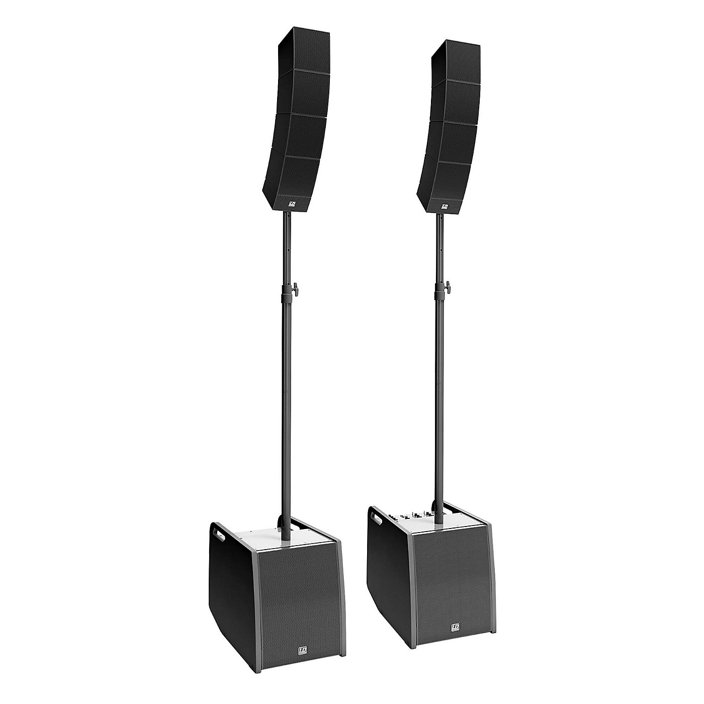 LD Systems Curv 500 ES Portable Array System Entertainer Set with Power Extension Set thumbnail