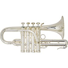 Schilke Custom 4 Valve G Trumpet with Tuning Bell
