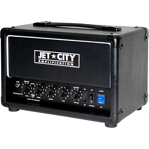 Jet City Amplification Custom 5 5W/2W Tube Guitar Amp Head thumbnail