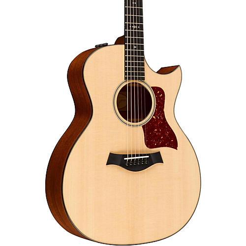 Taylor Custom 514ce Florentine Grand Auditorium Acoustic-Electric Guitar 2016 thumbnail