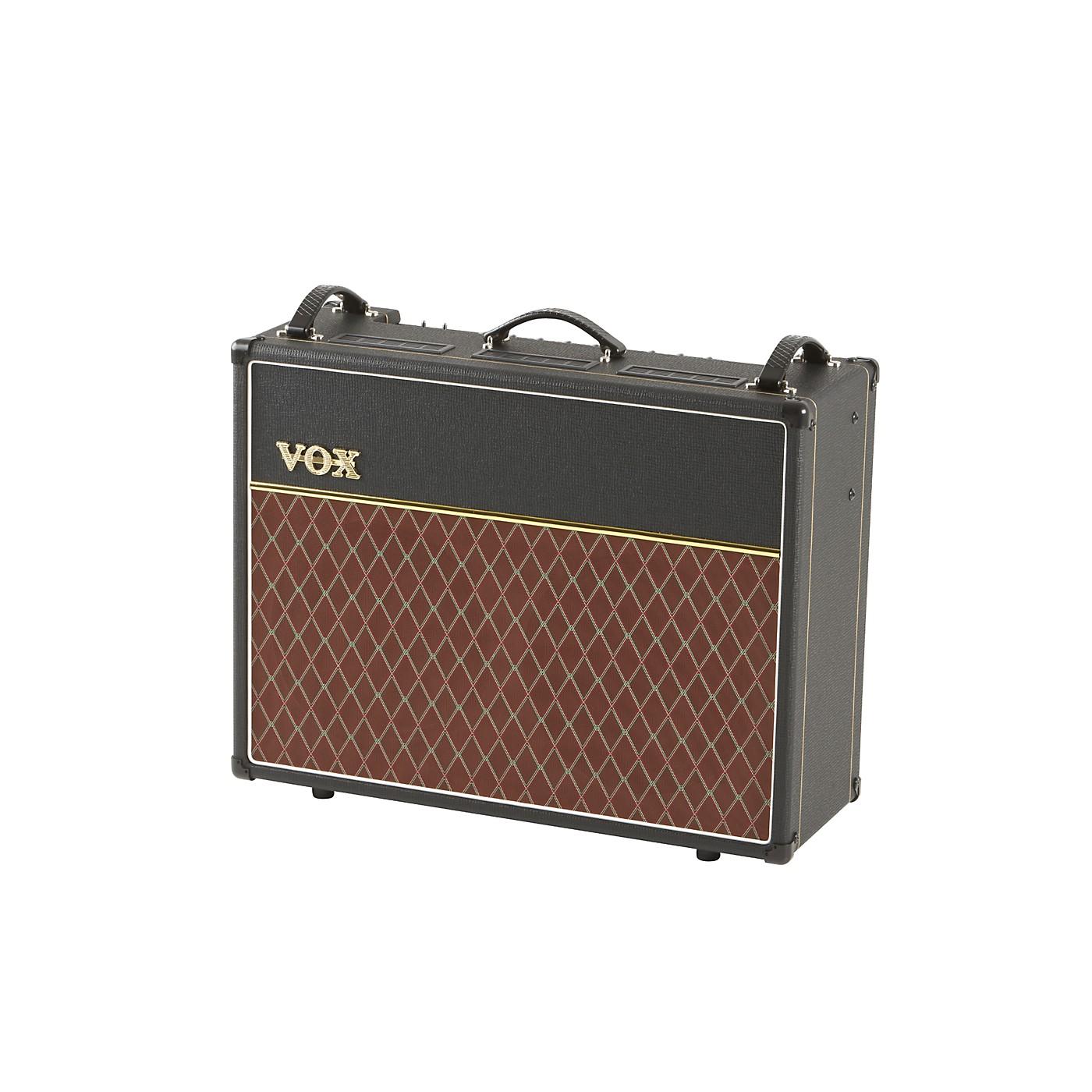 Vox Custom AC15C2 15W 2x12 Tube Guitar Combo Amp thumbnail