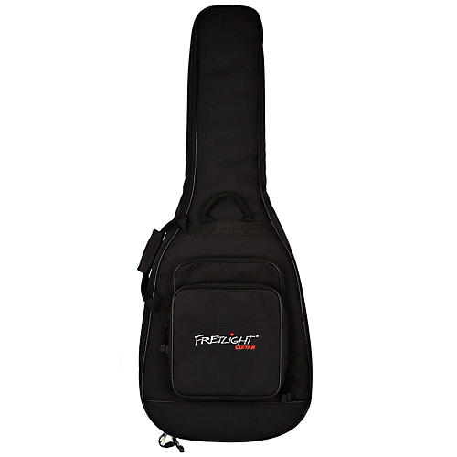 Fretlight Custom Acoustic gig bag with 40mm foam, two pockets and backpack pads thumbnail
