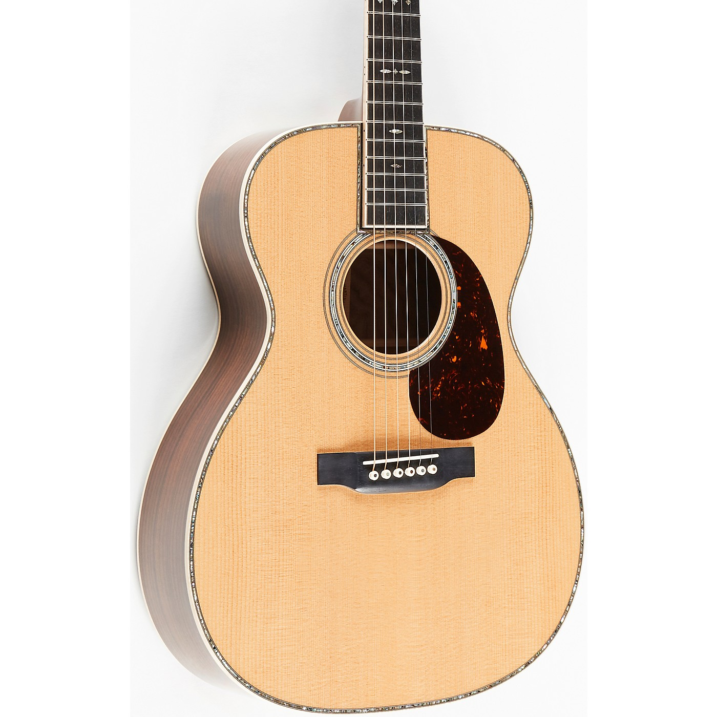 Martin Custom Auditorium 42-Style Wild Grain East Indian Rosewood Deluxe thumbnail