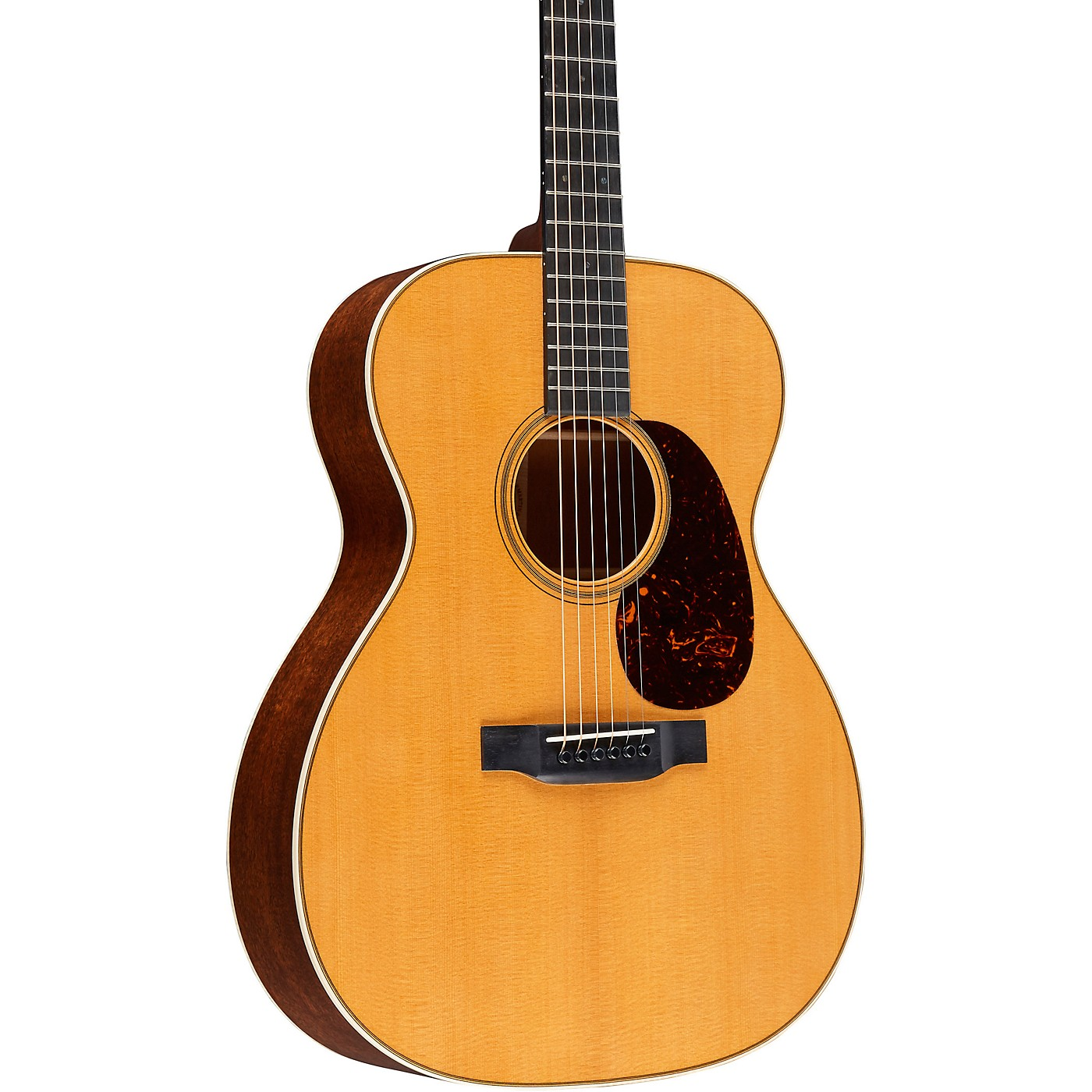 Martin Custom Auditorium Quilted Mahogany with VTS Top Deluxe thumbnail
