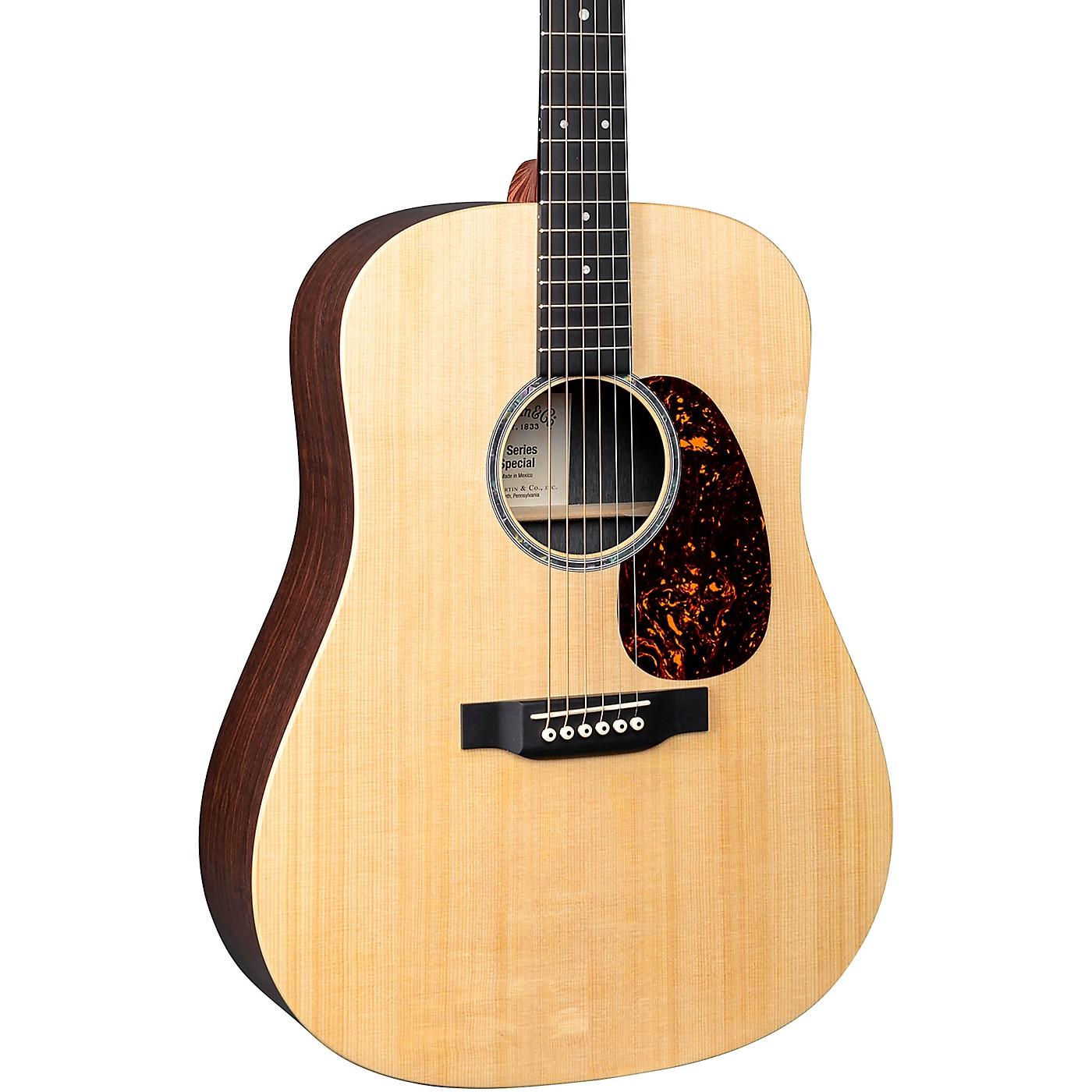 Martin Custom Dreadnought X1AE Style Acoustic-Electric Guitar thumbnail