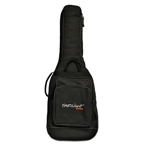 Fretlight Custom Electric gig bag with 40mm foam, two pockets and backpack pads thumbnail