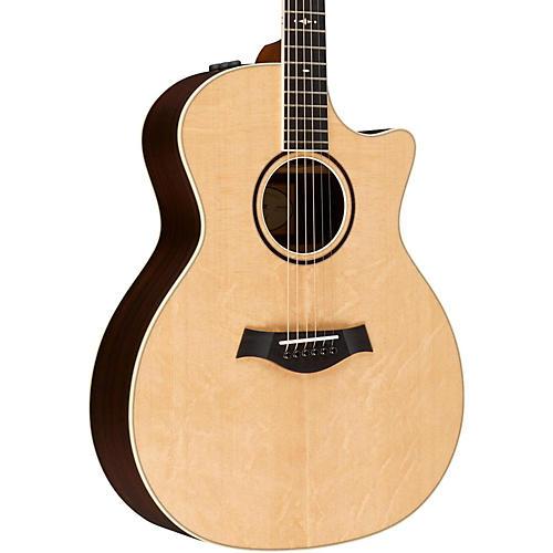 Taylor Custom Grand Auditorium #9731 Acoustic-Electric Guitar thumbnail
