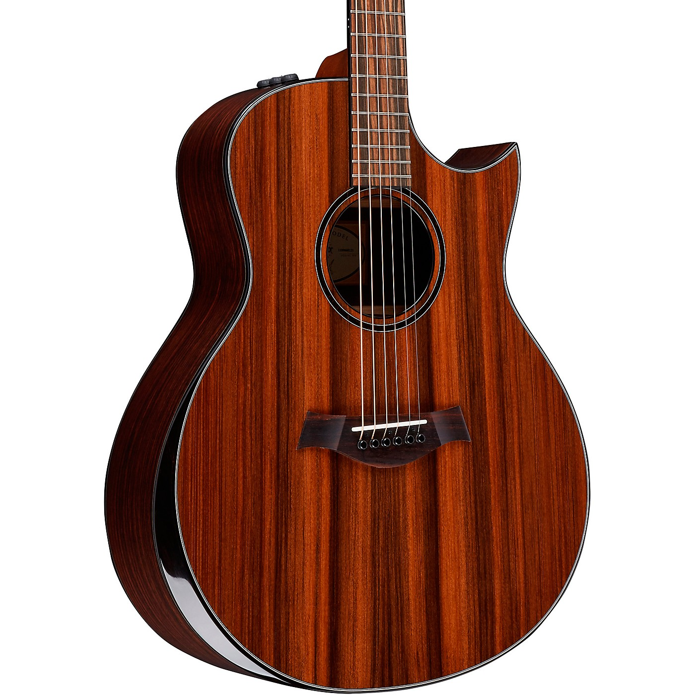 Taylor Custom Grand Symphony #11059 Solid Sinker Redwood and AA-Grade Rosewood Acoustic-Electric Guitar thumbnail