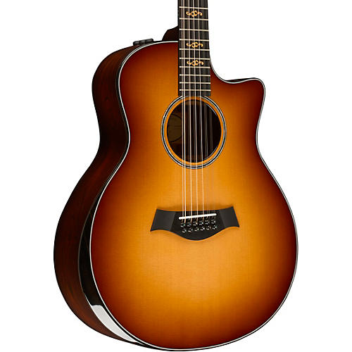 Taylor Custom Grand Symphony 12-String #10689 Acoustic-Electric Guitar thumbnail