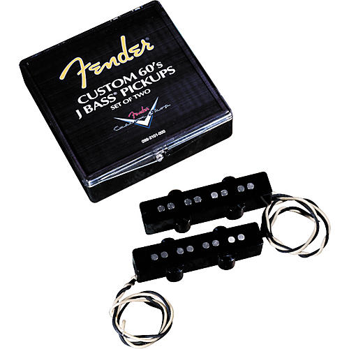 Fender Custom Shop '60s J-Bass Pickup Set thumbnail