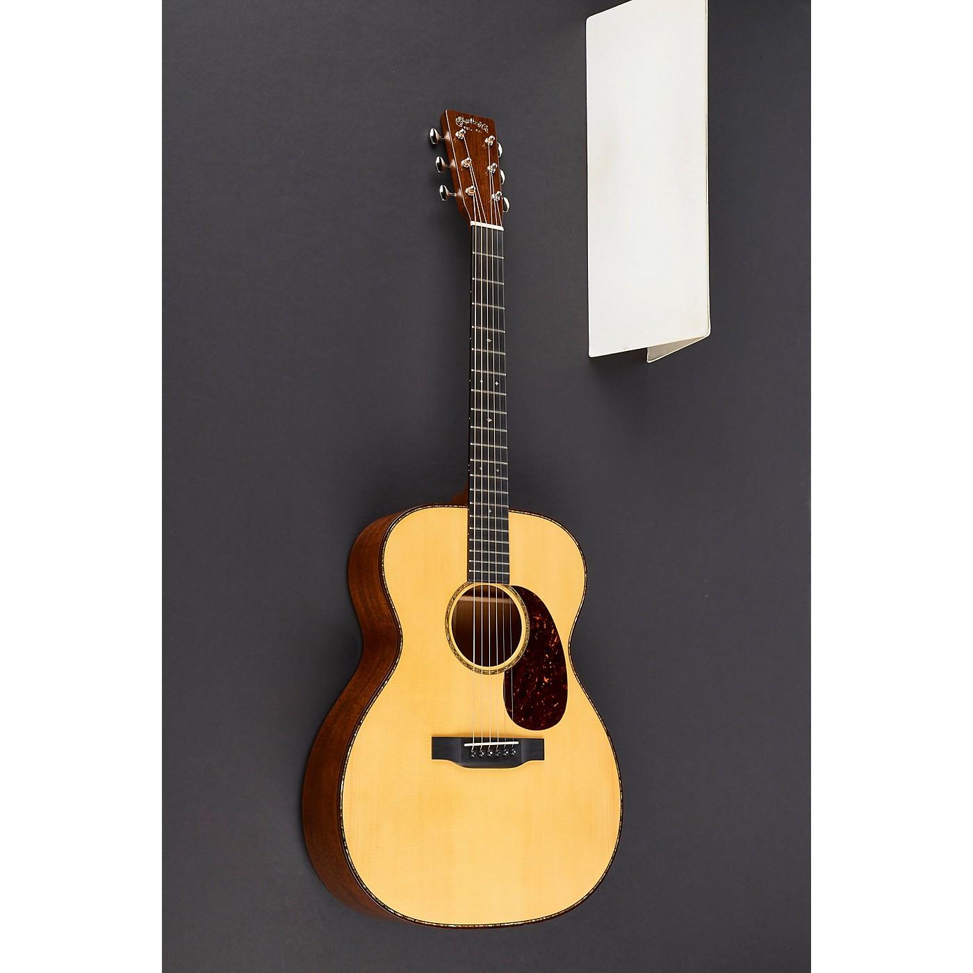 Martin Custom Shop Auditorium Deluxe Acoustic Guitar thumbnail