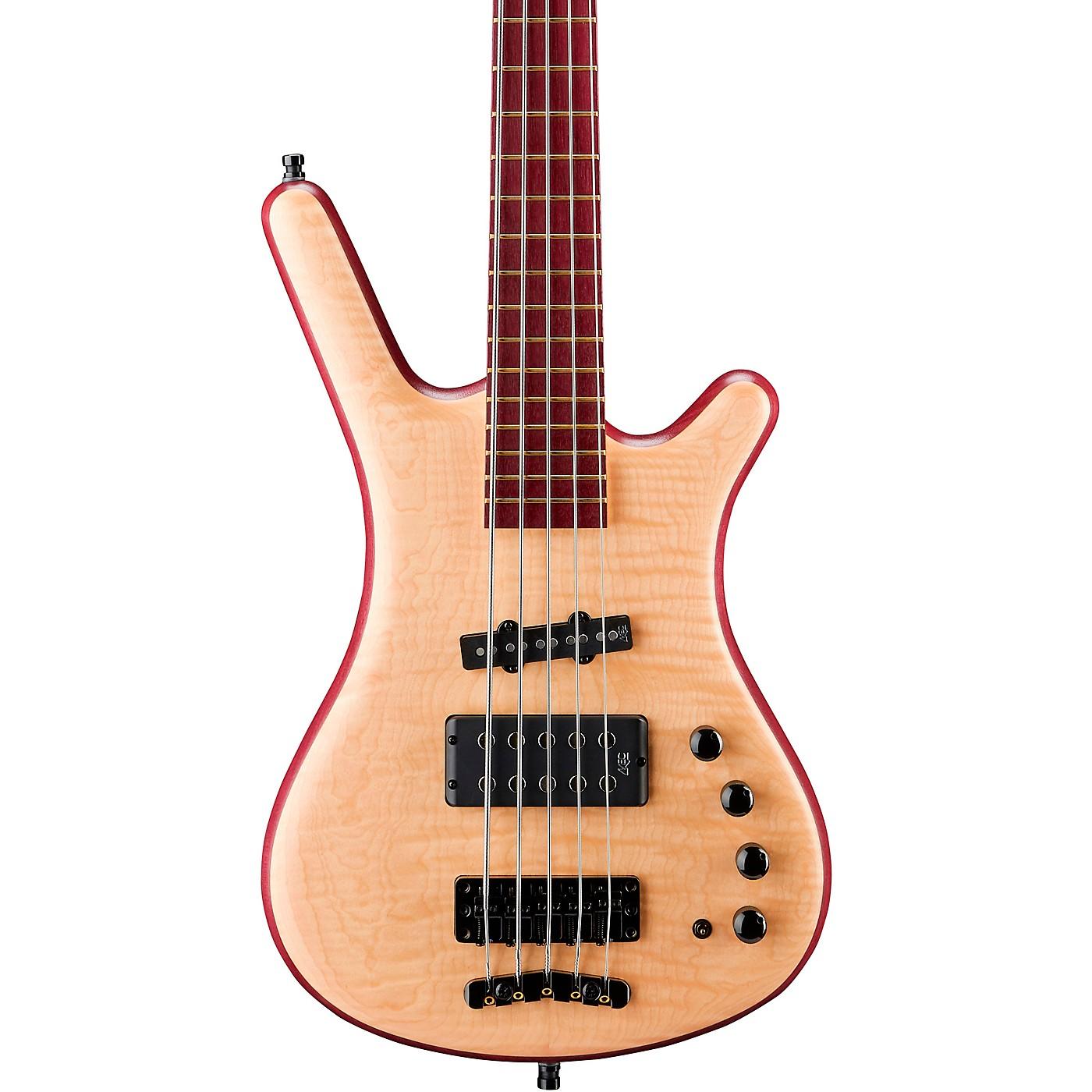 Warwick Custom Shop Corvette FNA Jazzman 5-String Electric Bass thumbnail