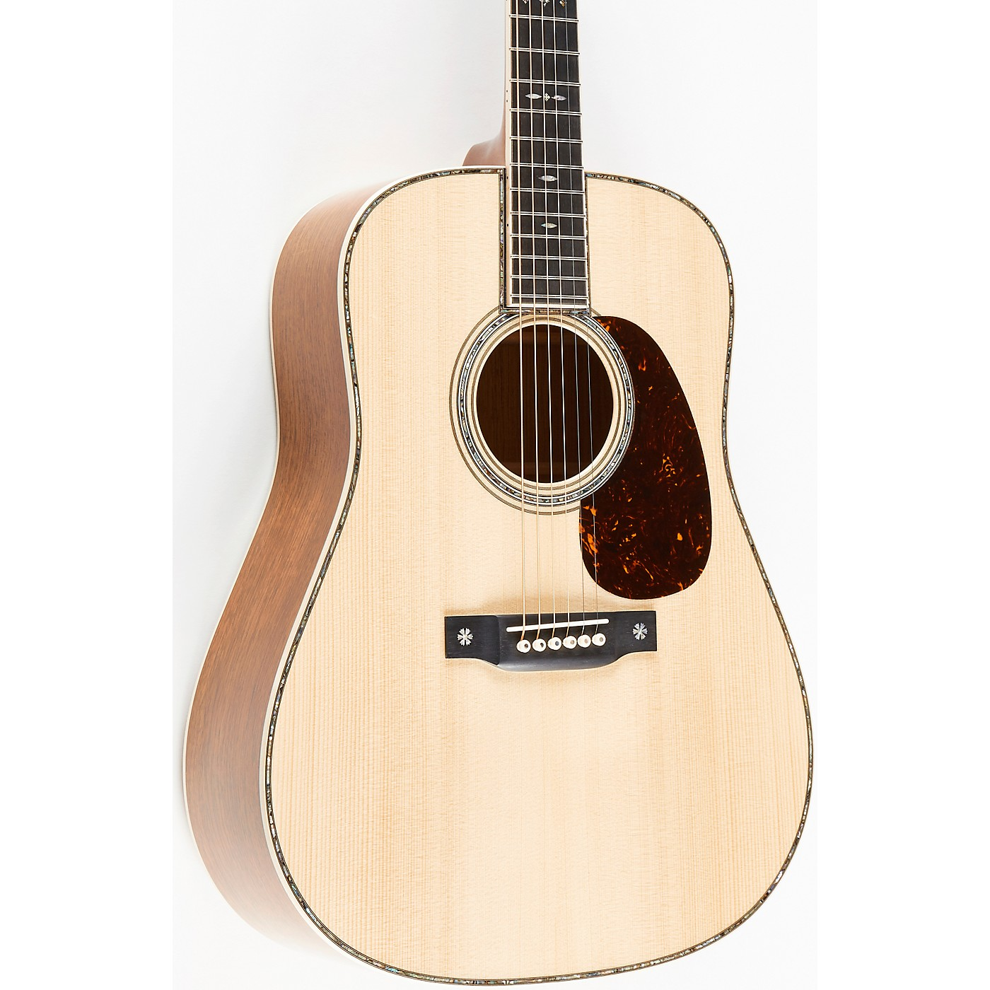 Martin Custom Shop Guatemalan Rosewood Dreadnought Acoustic Guitar thumbnail