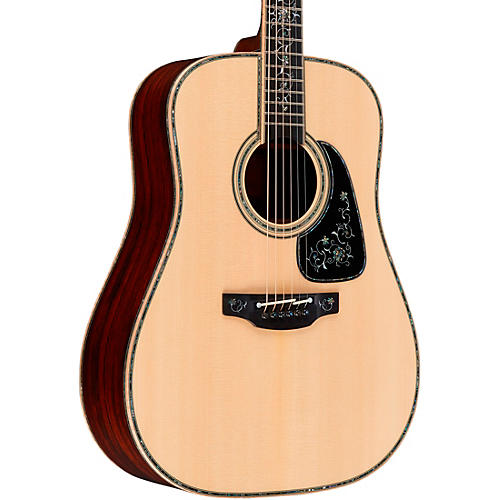 Takamine Custom Shop PXD3 Dreadnought Acoustic-Electric Guitar thumbnail