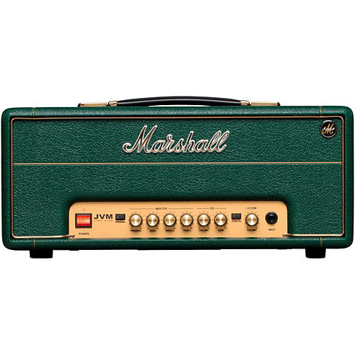 Marshall Custom Tattoo JVM-1H 1W Antony Flemming Tube Guitar Head thumbnail