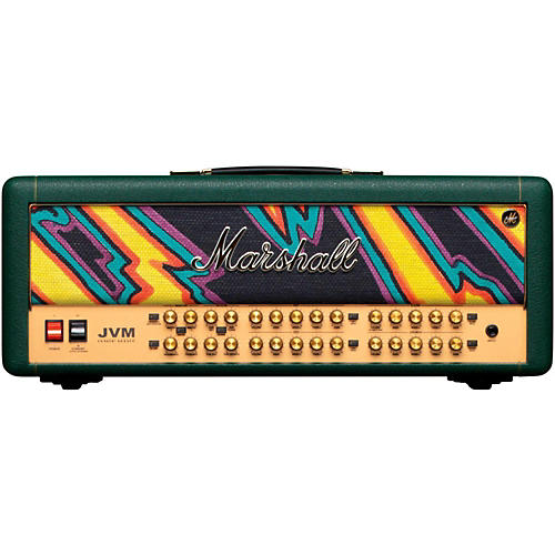 Marshall Custom Tattoo JVM410H Antony Flemming 100W Tube Guitar Head thumbnail