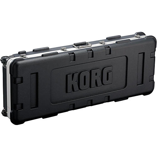 Korg Custom black hard shell case for 61 key Kronos thumbnail