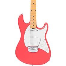 Ernie Ball Music Man Cutlass HSS Maple Fretboard Electric Guitar