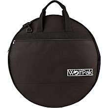 "WolfPak Cymbal Bag Fits Up To 22"" Cymbals"