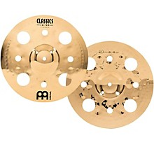 Meinl Cymbal Stack Pair with Trash Crash and Trash China