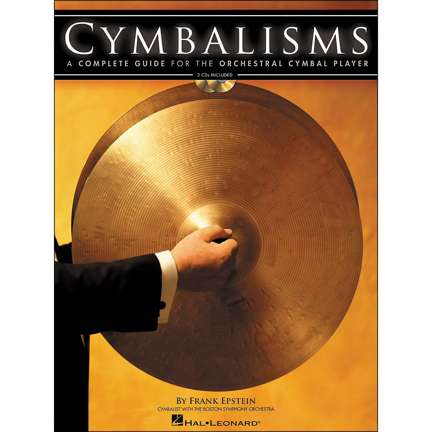 Hal Leonard Cymbalisms: A Complete Guide for The Orchestral Cymbal Player Book/2CD's thumbnail
