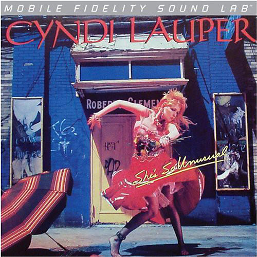 Alliance Cyndi Lauper - She's So Unusual [Numbered Limited Edition] thumbnail