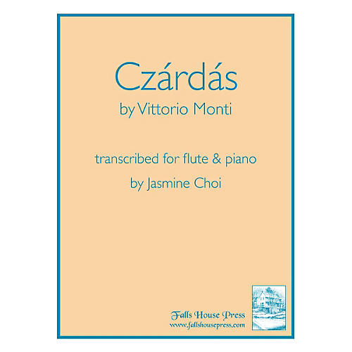 Theodore Presser Czardas (Book + Sheet Music)-thumbnail