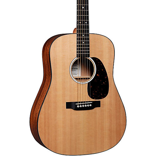 Martin D-10E Road Series Dreadnought Acoustic-Electric Guitar thumbnail
