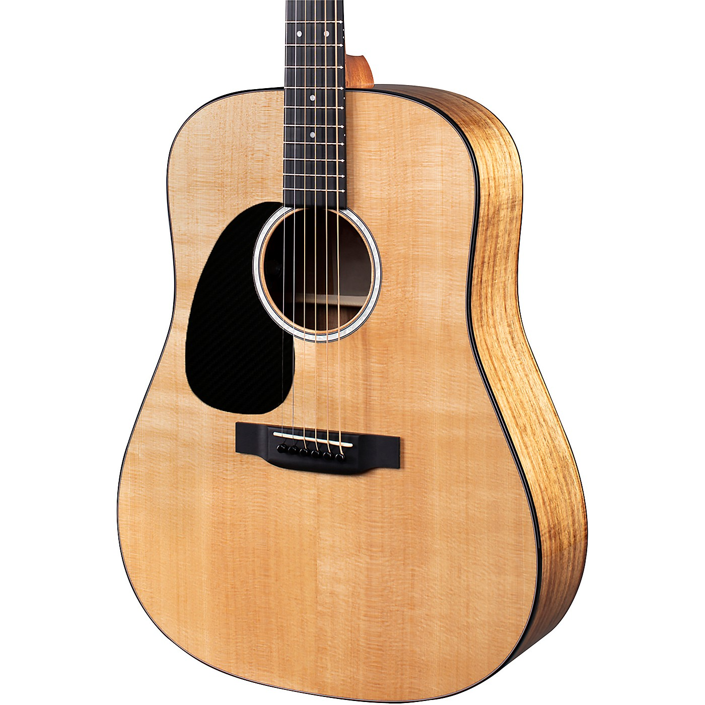 Martin D-12E Road Series KOA Fine Veneer Dreadnought Left Handed Acoustic-Electric Guitar thumbnail